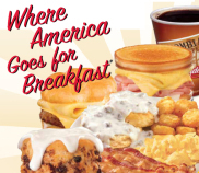 Where America Goes for Breakfast